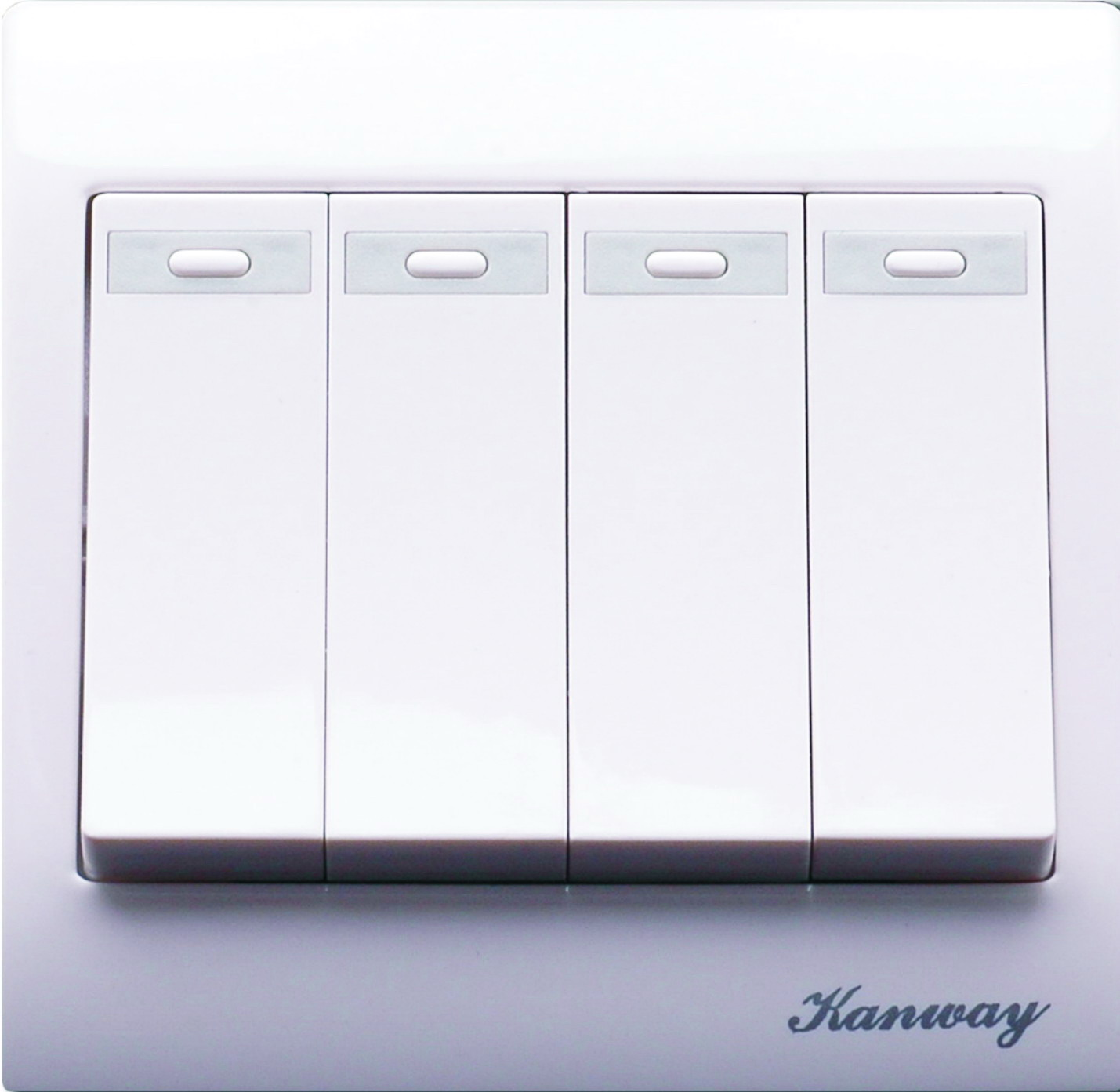 Switches And Receptacles Kanway Manufacturing Inc 2 Way Switch Colours Color White Spec 250v 10a Desc 4 Pole 1 Or With Phosphorescence